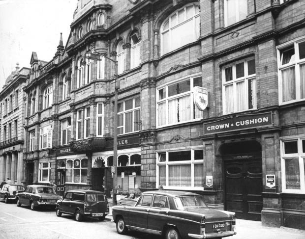 The Bolton News: The former Crown and Cushion