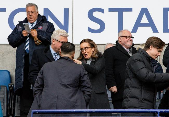 Sharon Brittan: Let's climb the table after EFL reprieve