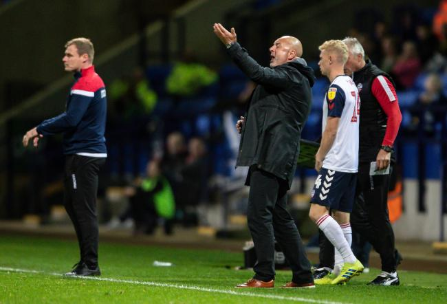Keith Hill announces promotion ambition at Bolton Wanderers