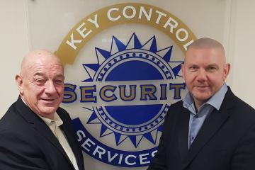 Bolton security firm lines up a safe pair of hands - Photo