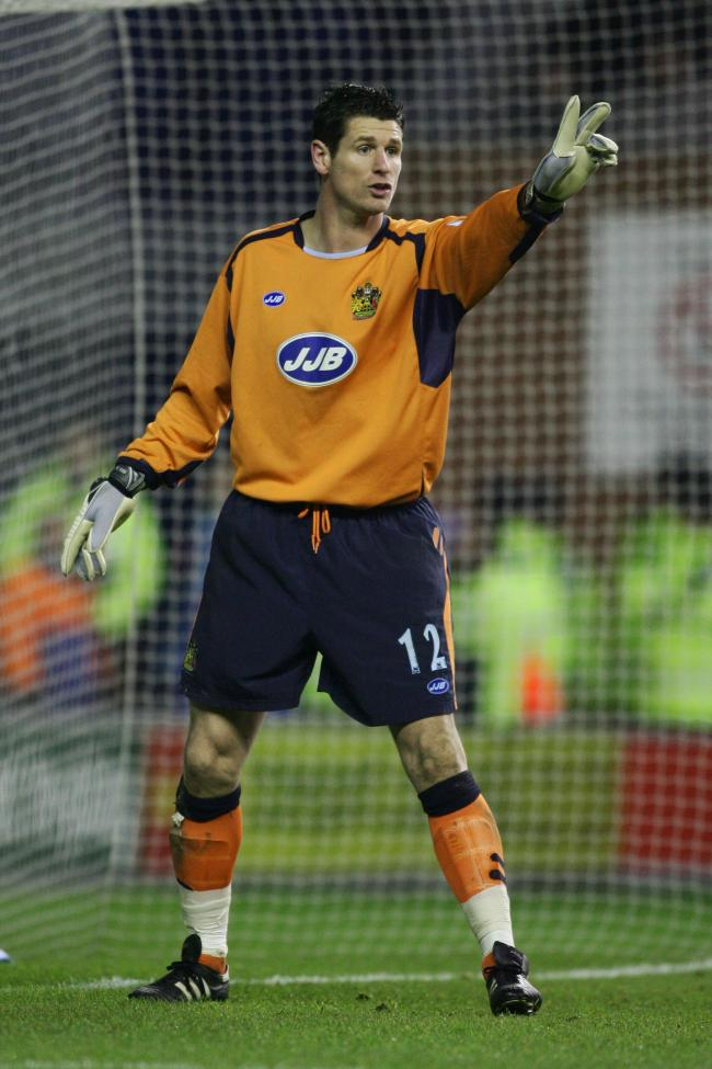 Ex-Premier League keeper Pollitt becomes latest local lad to join Wanderers staff