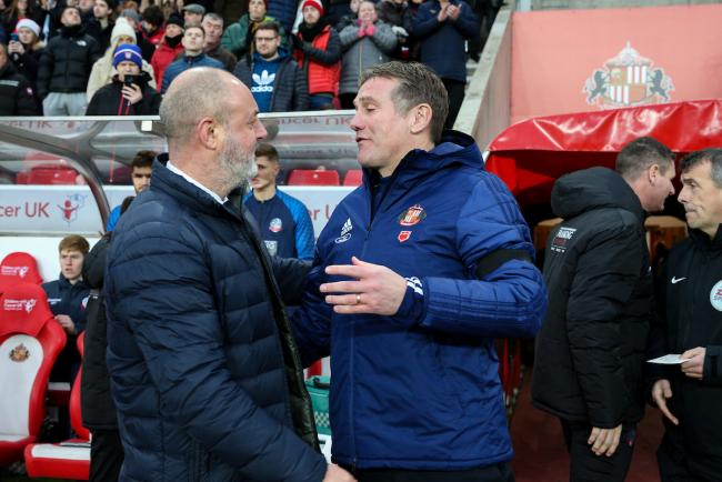 Phil Parkinson: Sunderland pressures are easier than life at Bolton last season