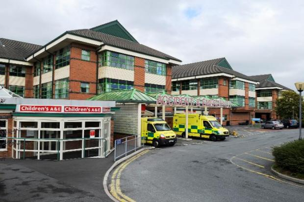 A&E 'not under threat' if Royal Bolton does not become 'super hospital'