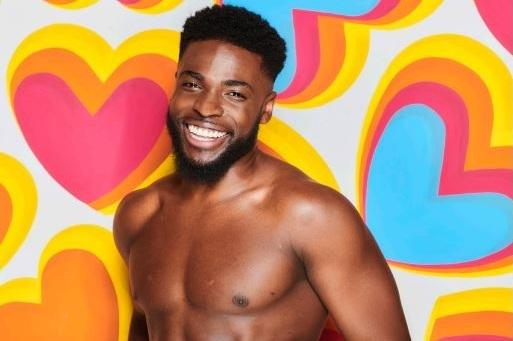 Mike Boateng who is appearing in Love Island 2020. Photo: ITV