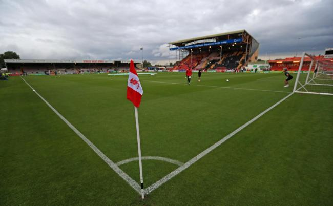 Lincoln City's Sincil Bank