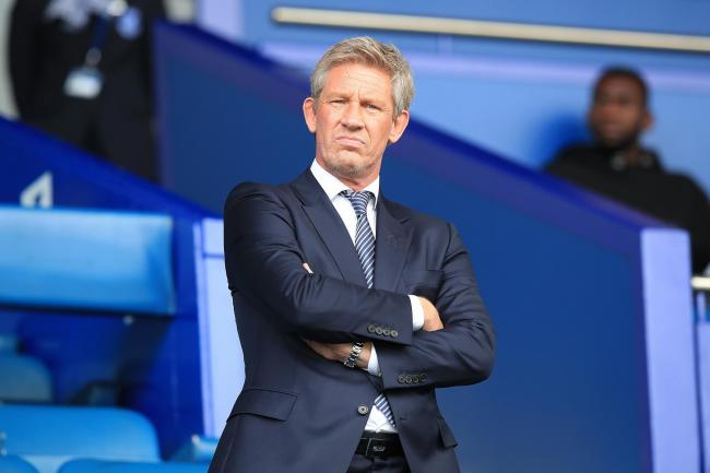 Everton's director of football Marcel Brands admits the club cannot buy at the top end of the market