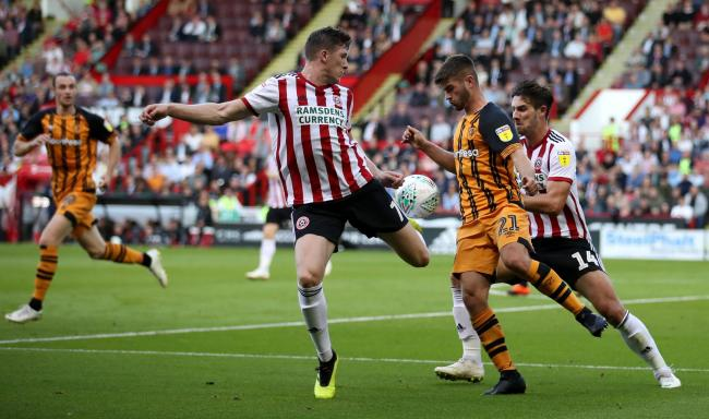 Wanderers set to sign Hull City left-back on loan