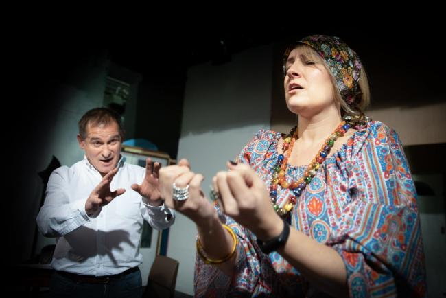 Bolton Little Theatre presents Deathtrap. Picture by Ania Pankiewicz
