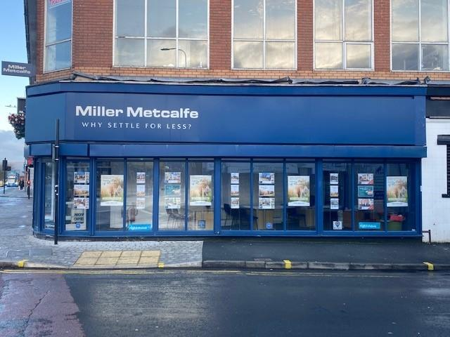 Farnworth branch of Miller Metcalfe