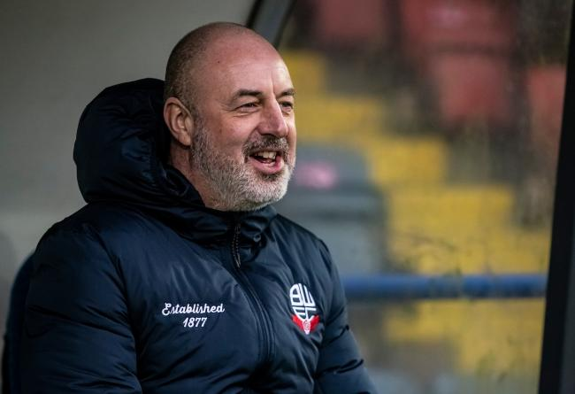 LISTEN: Bolton boss Keith Hill speaks to press ahead of Bristol Rovers game