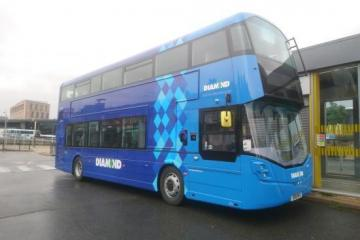 Bolton Diamond deal was a gem for buses giant - Photo