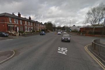Cyclist, 53, dies after crashing bike into car in Bury - Photo