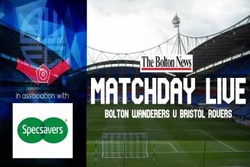 Bolton Wanderers v Bristol Rovers - Matchday Live Blog - Photo