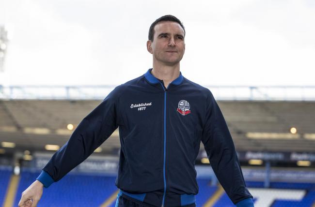 Jack Hobbs is back in contention for Bolton