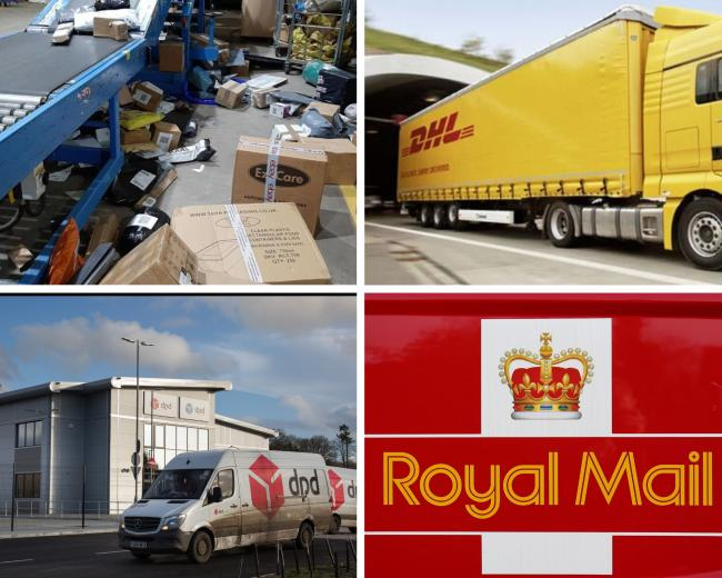 Yodel, Hermes and DPD: Best and worst parcel delivery firms 11014346