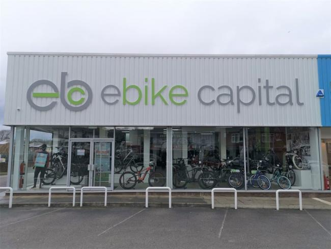 ESSENTIAL WORKERS: Ebike Capital, in Wigan Road, offering free bike servicing for essential workers.