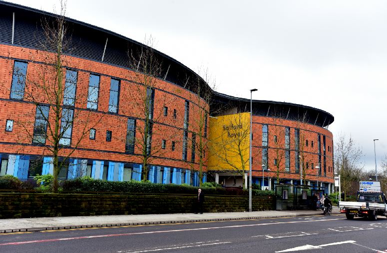 Man charged after NHS worker assaulted in Salford Royal