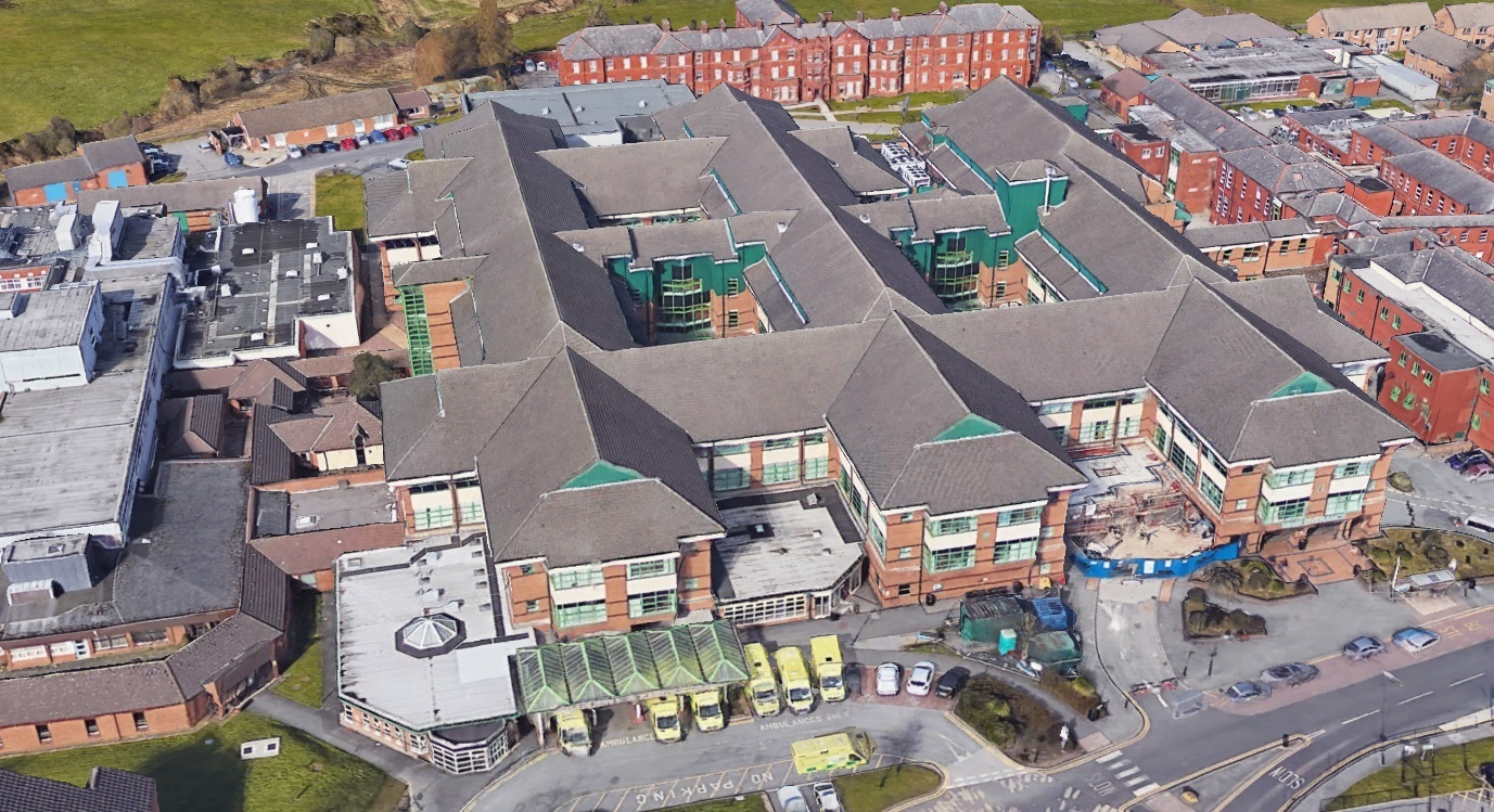 Hospital postpones planned routine operations due to coronavirus | The  Bolton News