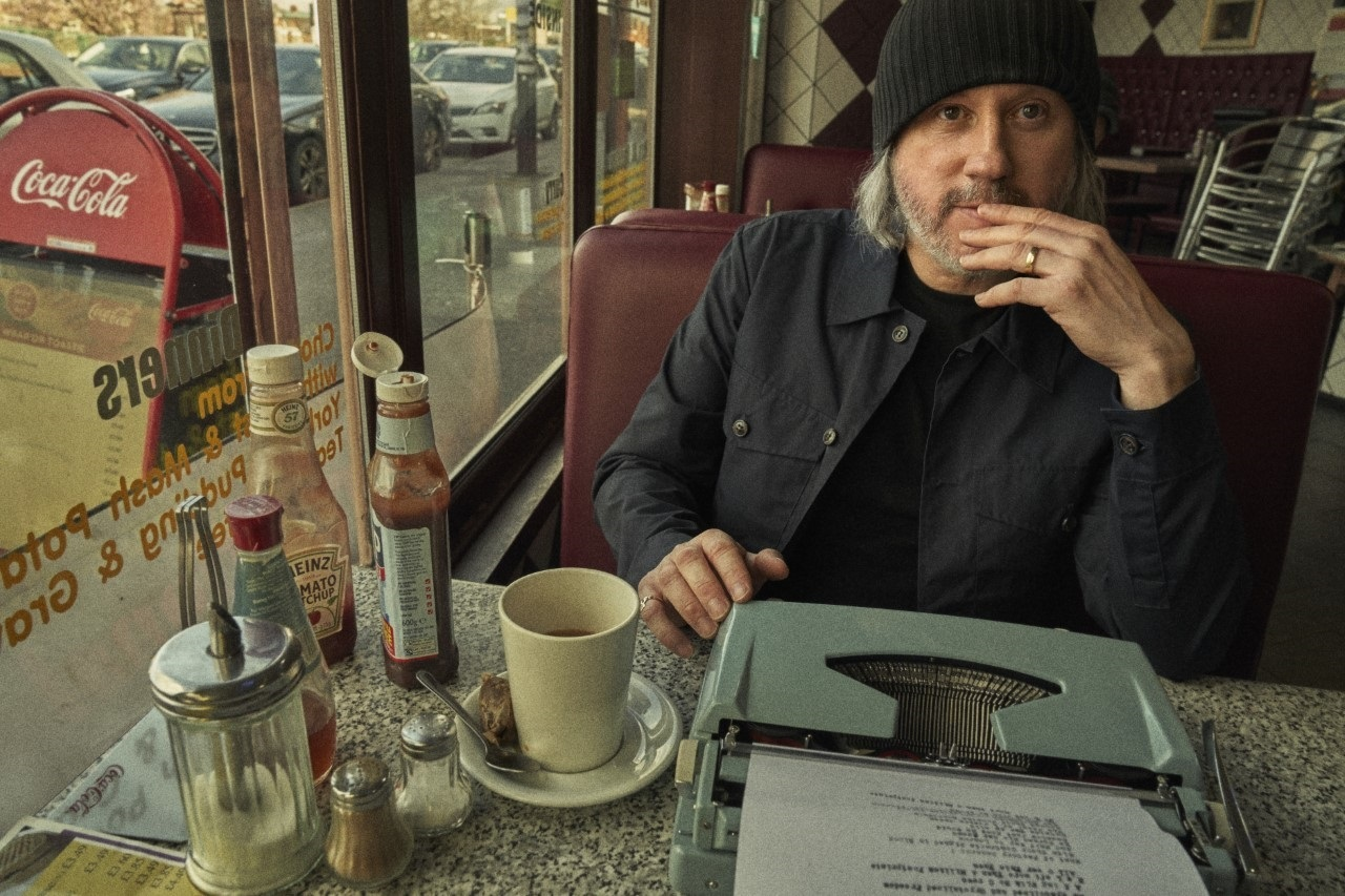 Badly Drawn Boy is back after eight years – and he's got lots to say