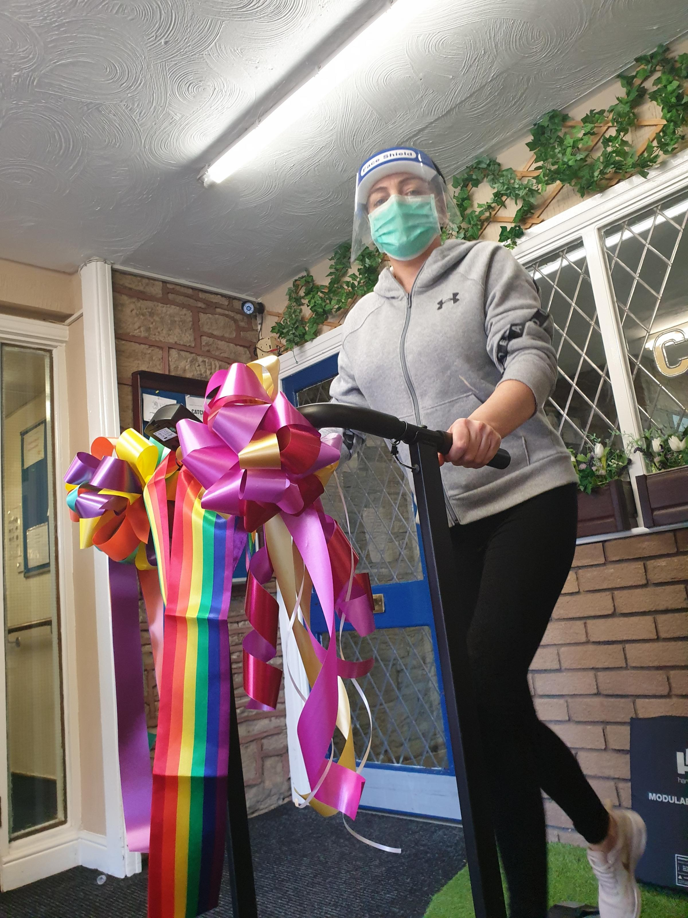 Fortalice domestic abuse charity hits halfway point in fundraiser