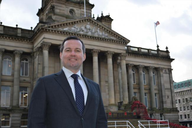 Chris Green, Conservative Candidate, Bolton West
