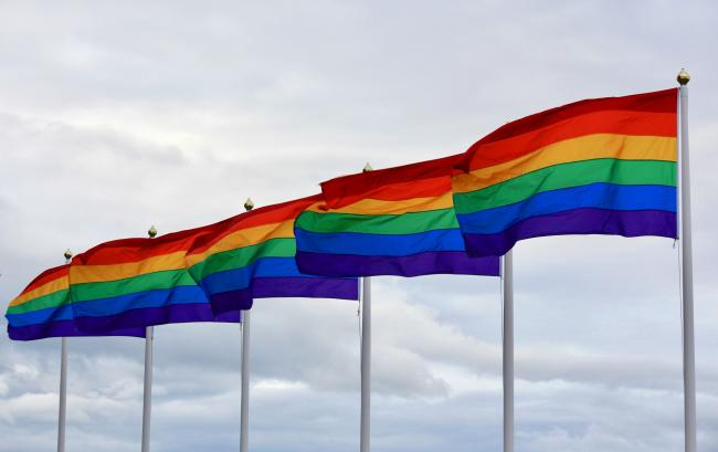 Flags: This is how Pride month will take place across the UK and worldwide for 2020. Picture: Pixabay