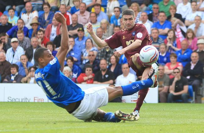 Ryan Lowe's famous winner at Chesterfield likely helped seal victory for the maroon and gold kit