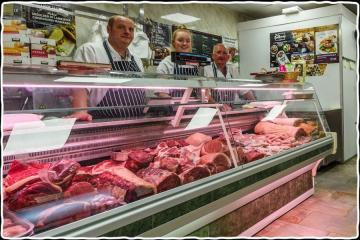 Photo related to Bolton butchers' sales thriving during covid-19 lockdown