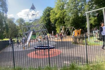 Photo related to Plea to parents not to 'break in' to locked play areas in Queens Park