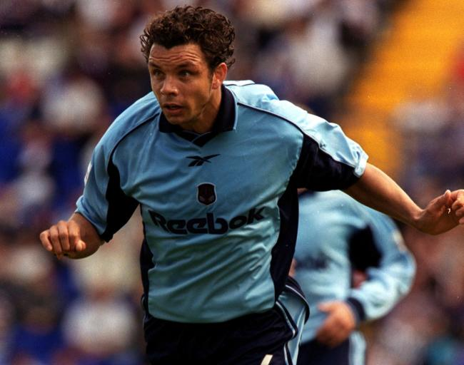 Mark Fish in action for Bolton Wanderers