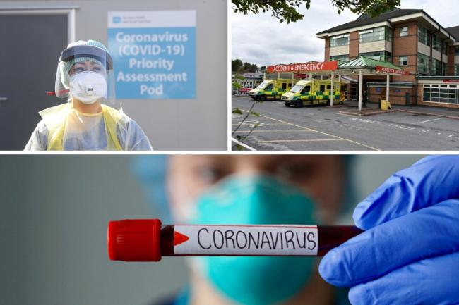 Coronavirus-related deaths in Bolton have risen by three