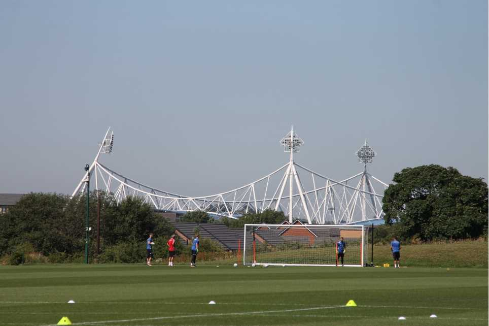 Bolton Wanderers' academy restructure has been stalled by pandemic