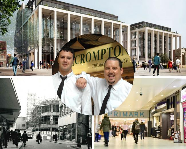 Yesterday, today, tomorrow: 10 pictures that show dramatic transformation of Crompton Place
