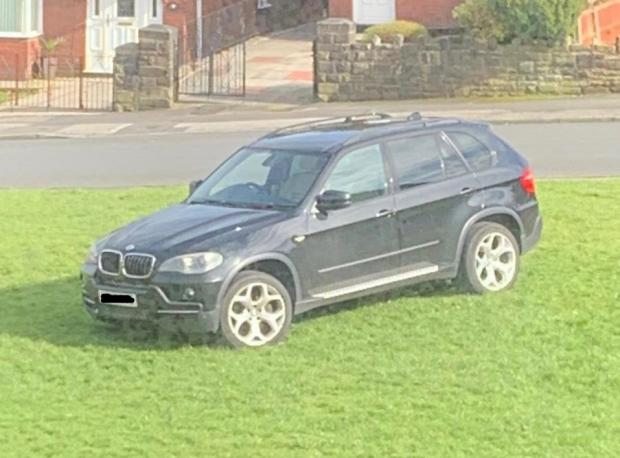 The Bolton News: Or just don't park on the road at all in Morris Green
