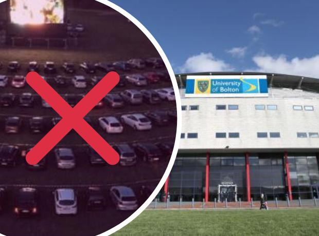 Drive-in concerts at Bolton Wanderers stadium CANCELLED over local lockdown fears