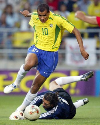 Brazil superstar Rivaldo was close to signing for Bolton Wanderers