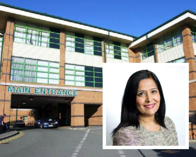 MP Yasmin Qureshi has criticised the new parking system at Royal Bolton Hospital