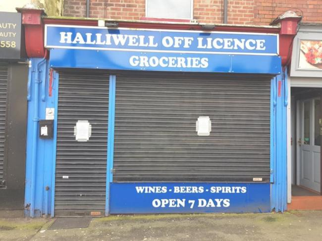 Sultania News, Halliwell Road Off Licence