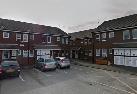 Drug dealing and anti-social behaviour is rife at Runnymede Court in Deane, according to a tenant. Picture: Google Maps