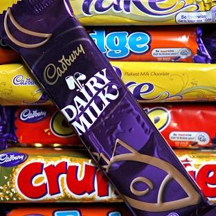 The Bolton News: Cadbury has backed a higher takeover offer from its US suitor Kraft