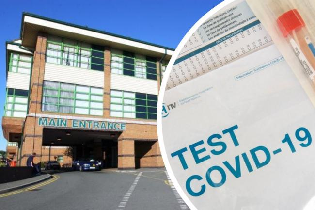 All staff at Royal Bolton Hospital are being tested for coronavirus