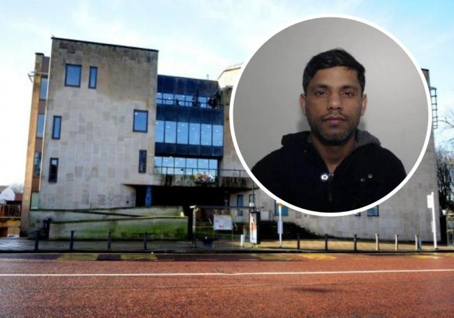 Mohammed Suman and Bolton Crown Court