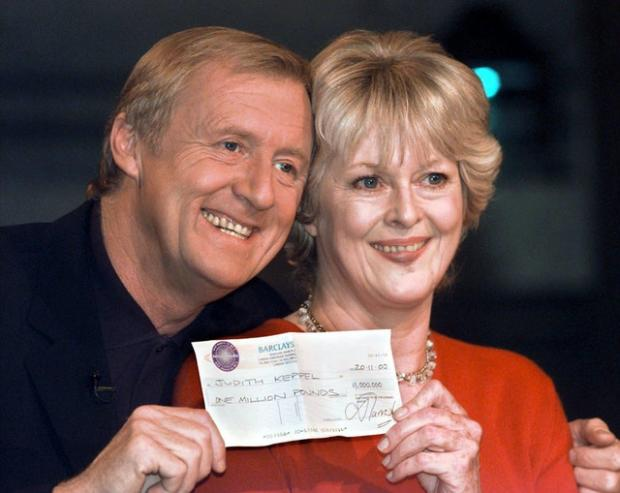 The Bolton News: Judith Keppel (2000). Picture: Peter Jordan/PA