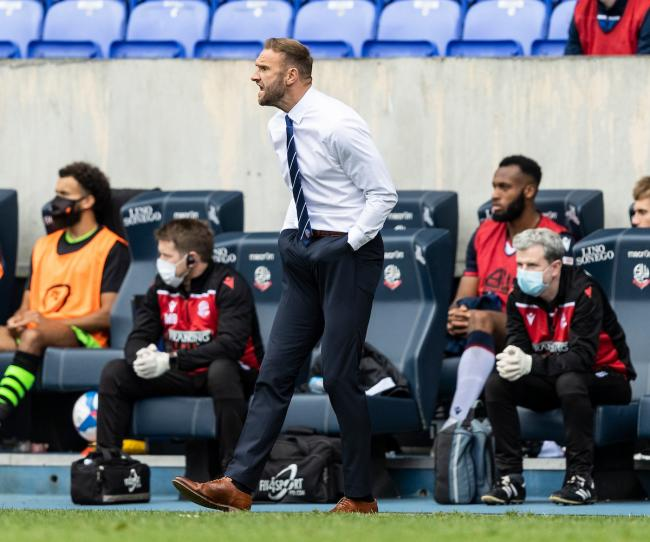 Doyle will hit 20: Ian Evatt backs Bolton Wanderers hitman to find top form
