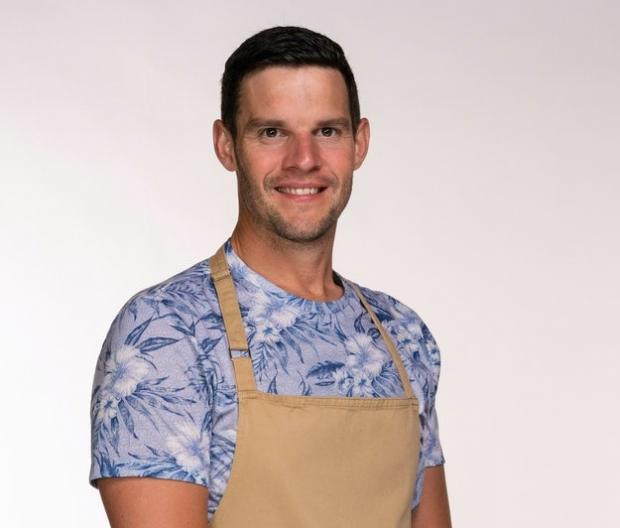 The Bolton News: Dave is among contestants for The Great British Bake Off (C4/Love Productions/Mark Bourdillon)
