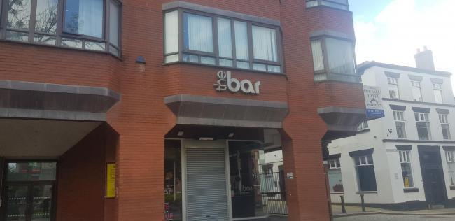 The Bar on Nelson Square