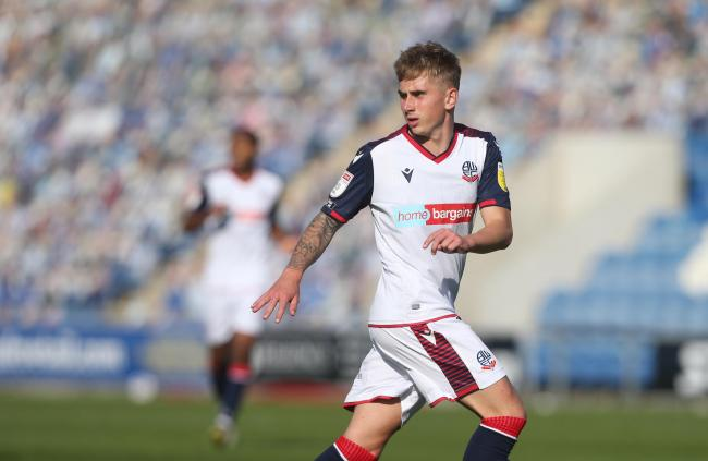 Jak Hickman was handed his Football League debut at Colchester on Saturday