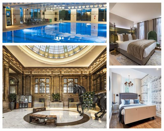 A look inside luxury hotels in Greater Manchester (Photo: Booking.com)
