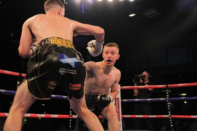 CHALLENGER: Farnworth's Jack Flatley is in title action
