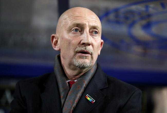 Ian Holloway took charge of Grimsby last season